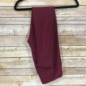 LuLaRoe leggings solid color